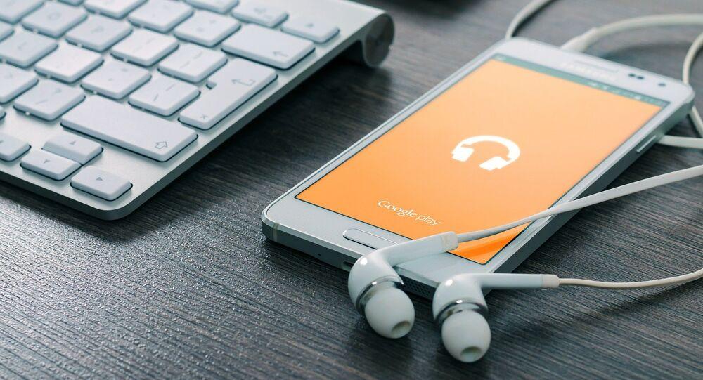 هاتف محمول أندرويد