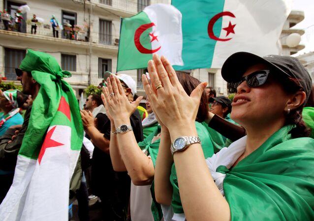 استمرار الاحتجاجات في الجزائر، 17 مايو/ أيار 2019