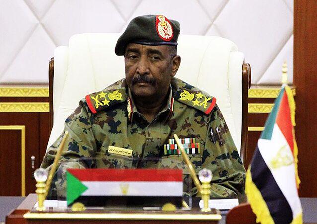 رئيس المجلس الانتقالي في السودان عبد الفتاح البرهان
