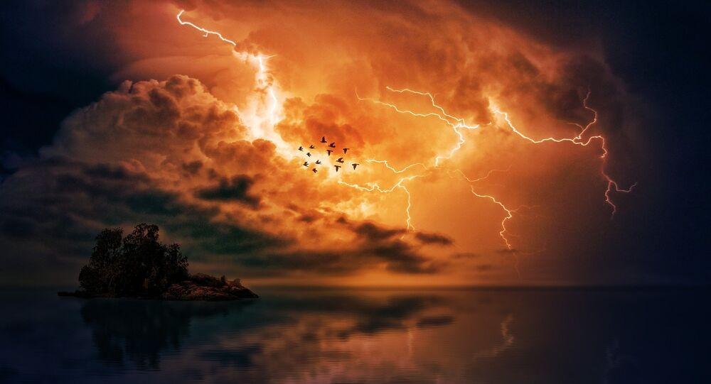 عاصفة