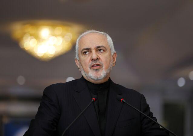 وزير الخارجية الإيراني محمد جواد ظريف، إيران 26 مايو/ أيار 2019