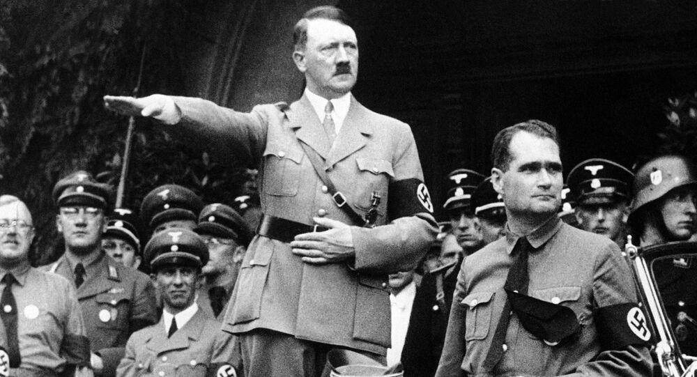 """إنيغما""""... سبب إسقاط مخططات هتلر وكشف الرسائل السرية - Sputnik Arabic"""