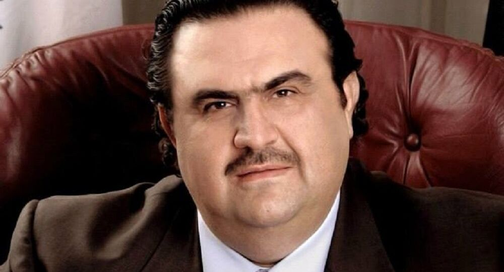 الدكتور نهرو الكسنزان الأمين العام لتجمع الوحدة العراقية