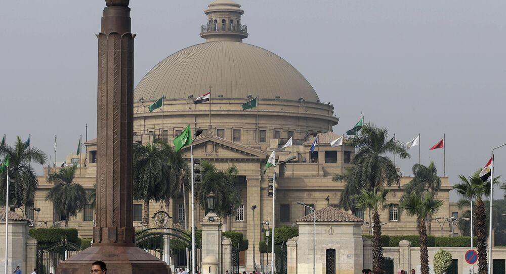 جامعة القاهرة في مصر