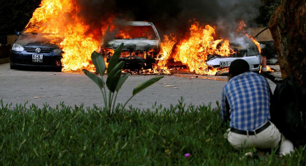 انفجار سيارة ملغومة في العاصمة الكينية نيروبي