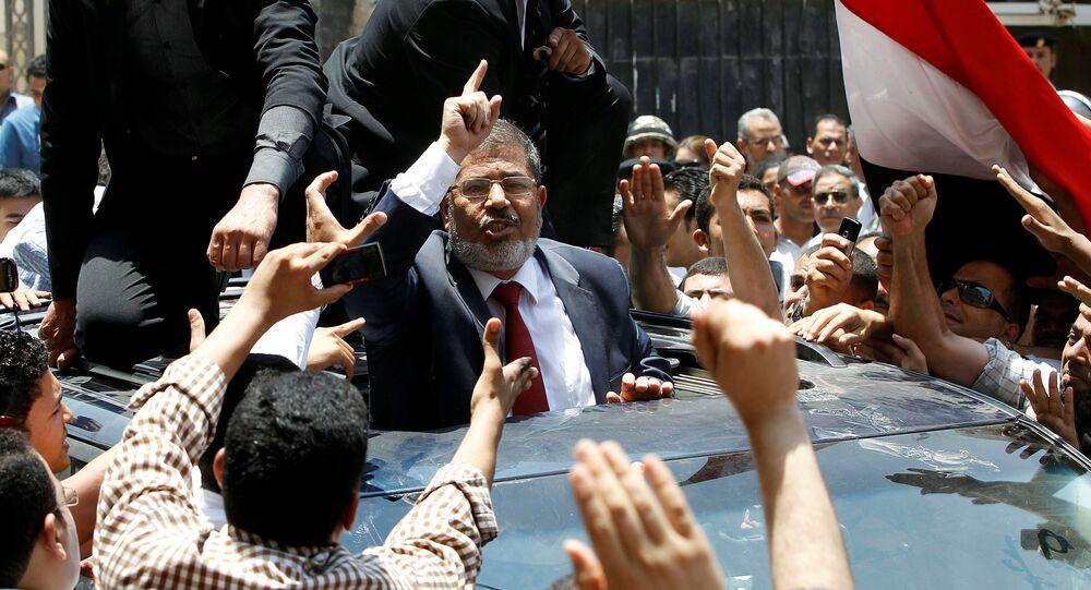 محمد مرسي - صورة أرشيفية