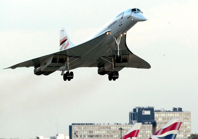 طائرة كونكورد