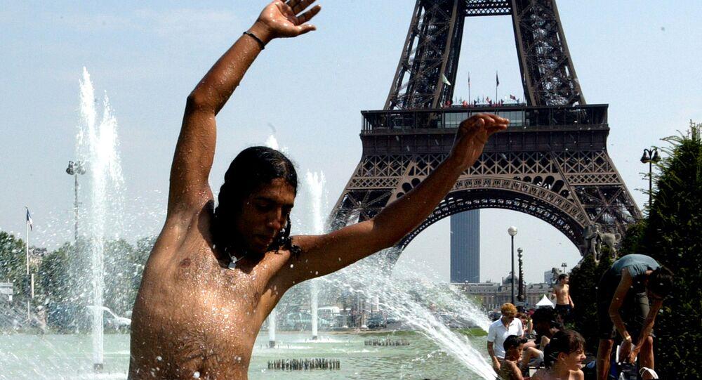 موجة الحر في أوروبا... إغلاق 4 آلاف مدرسة في فرنسا