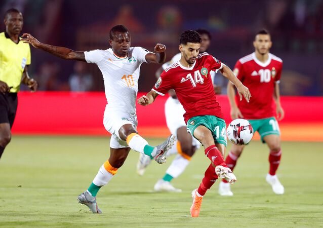 مباراة المغرب وكوت ديفوار