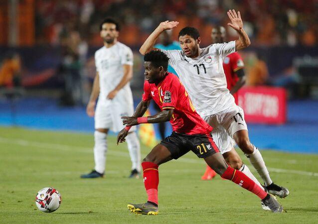 مباراة مصر وأوغندا في أمم أفريقيا 2019