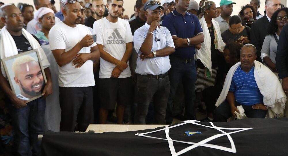 مقتل أثيوبي يهودي