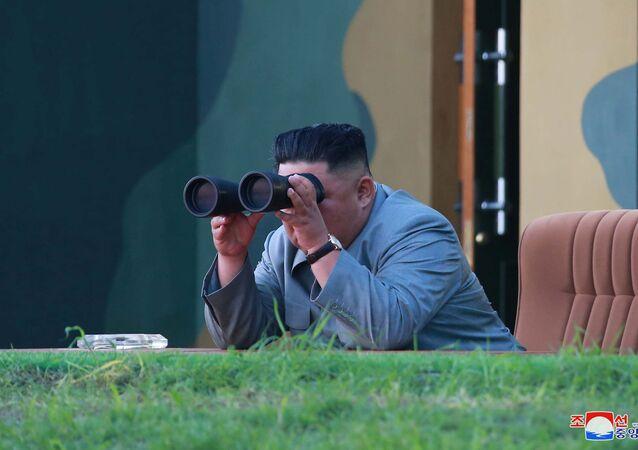 كوريا الشمالية - إطلاق صواريخ من جديد، 26 يوليو/ تموز 2019