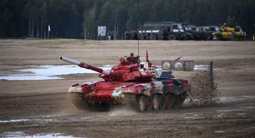 الألعاب العسكرية
