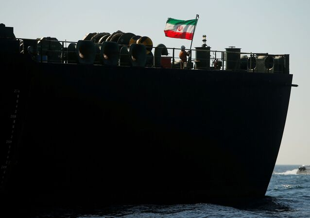 ناقلة النفط الإيرانية المحتجزة في جبل طارق