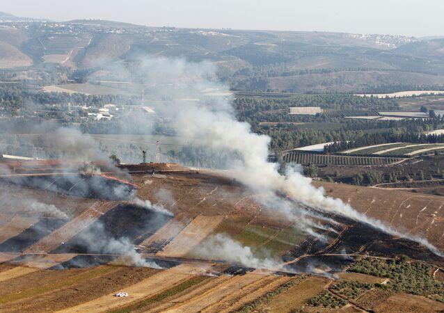 الأوضاع على الحدود اللبنانية الإسرائيلية بعد الأحداث الأخيرة بين إسرائيل وحزب الله