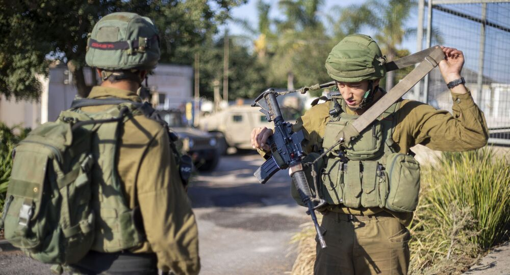 الجيش الإسرائيلي، جنوب لبنان، الجنوب اللبناني، 2 سبتمبر 2019