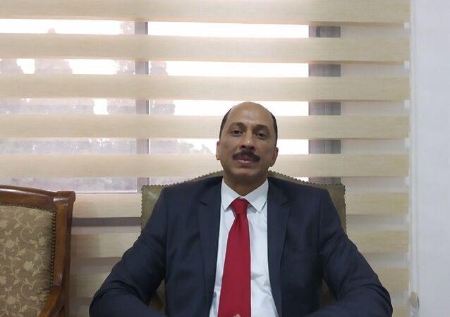 مرشح الرئاسة التونسية محمد عبو