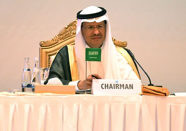 وزير الطاقة السعودي الأمير عبدالعزيز بن سلمان، 12 سبتمبر 2019