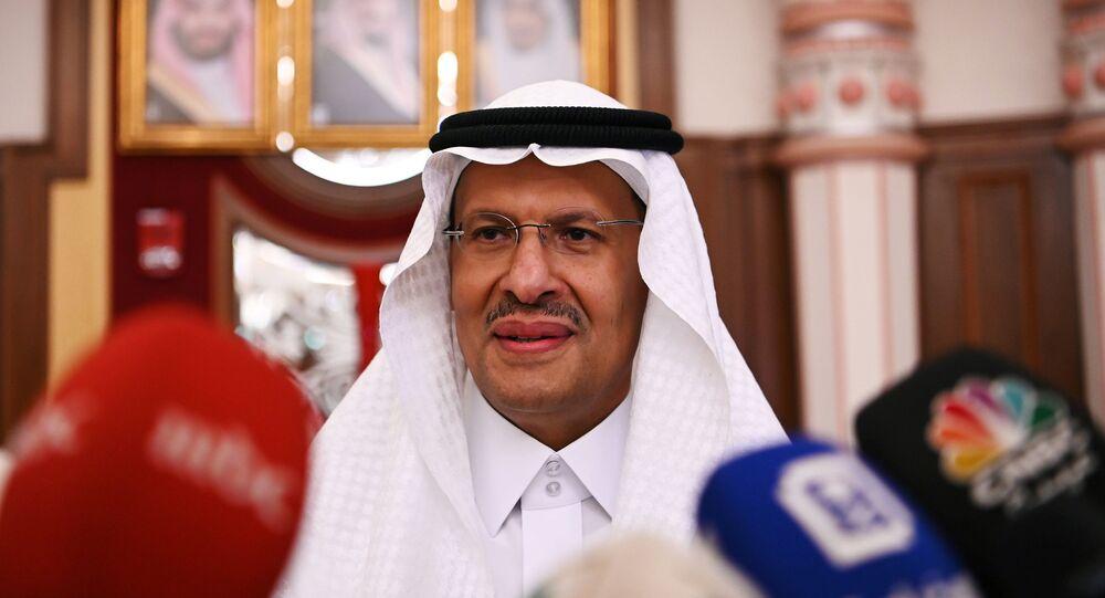 وزير الطاقة السعودي عبد العزيز بن سلمان