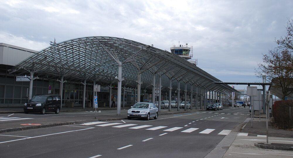 مطار لينتس في النمسا