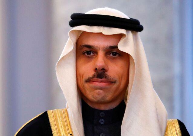 فيصل بن فرحان وزير الخارجية السعودي الجديد