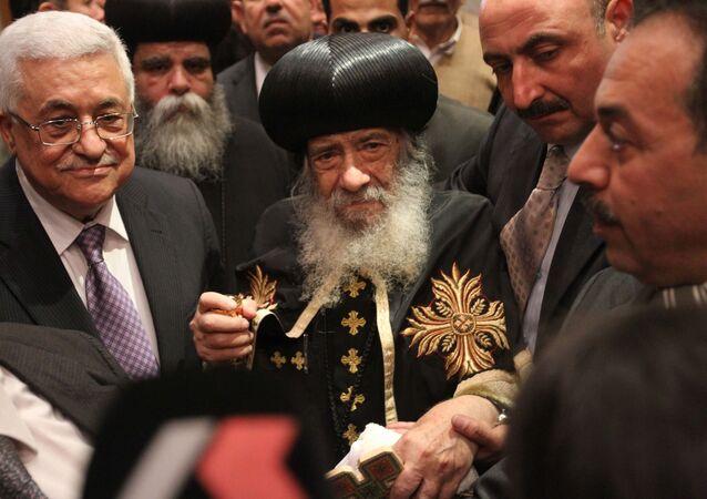 البابا شنودة الثالث، رأس الكنيسة القبطية الأرثوذكسية في مصر