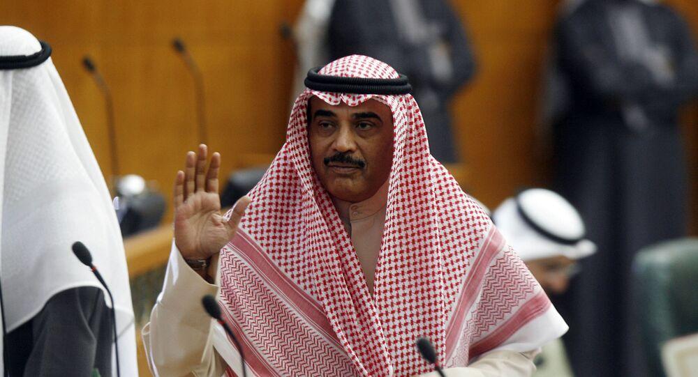 الشيخ صباح الخالد الأحمد، رئيس مجلس الوزراء الكويتي - الكويت