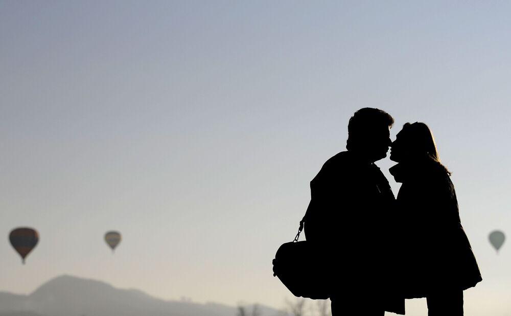 مناطيد هوائية في إيطاليا