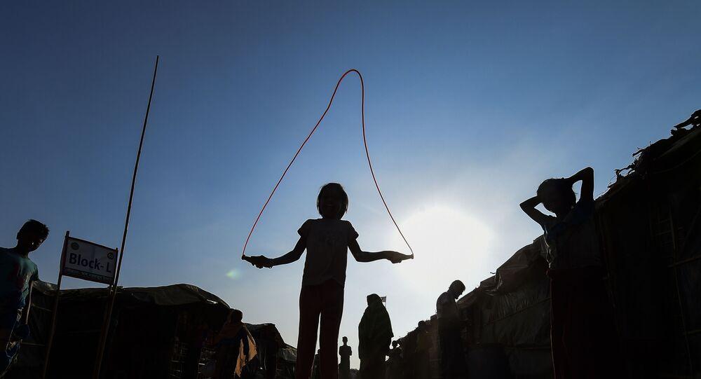 رياضة القفز بالحبل