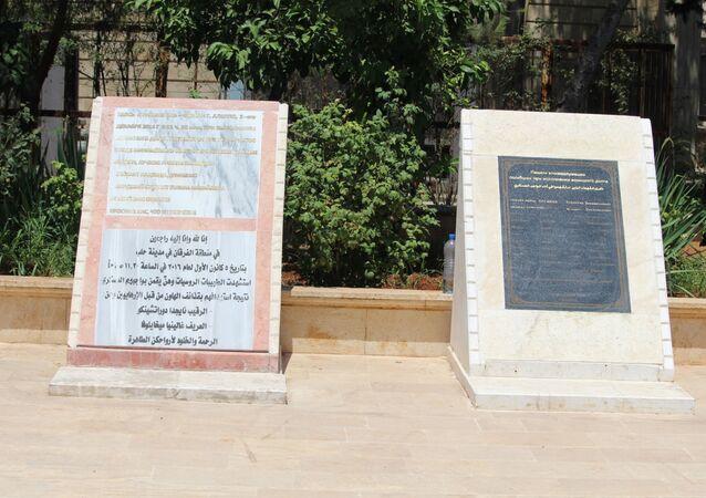 في ذكراهما الثالثة...الطبيبتين الروسيتين فلاديميروفنا وفيكتوروفنا في قلب حلب