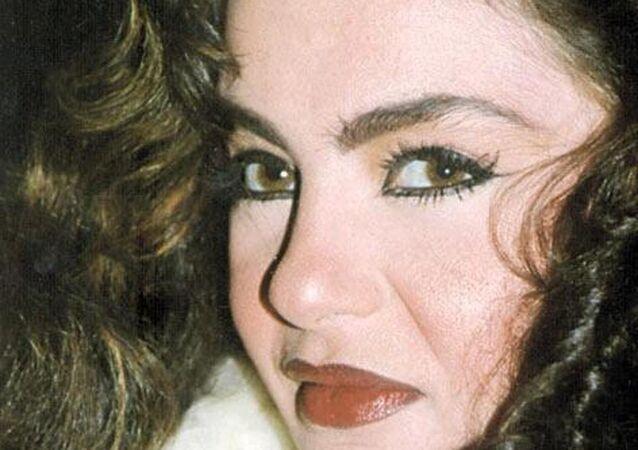 الفنانة المصرية شريهان