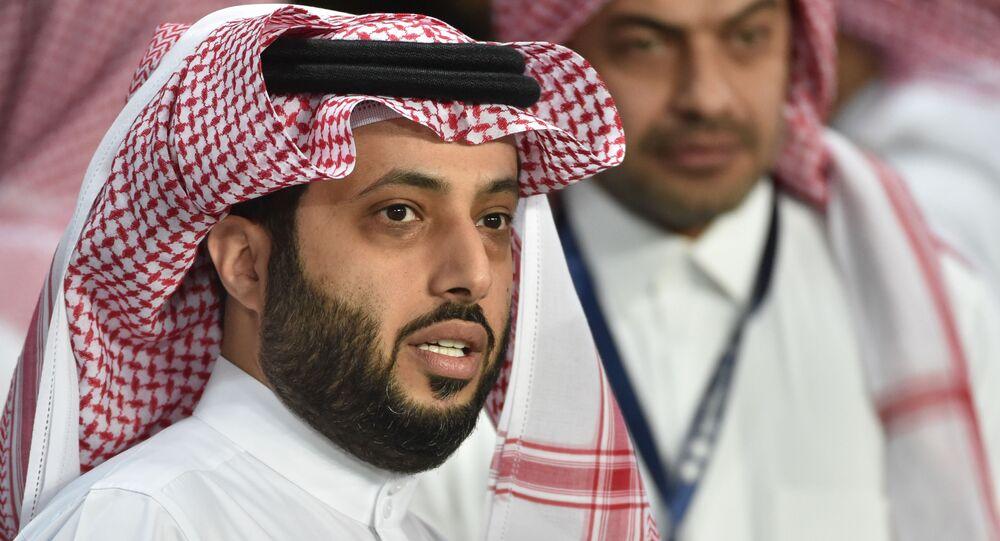 رئيس هيئة الترفيه السعودية، المستشار تركي آل الشيخ