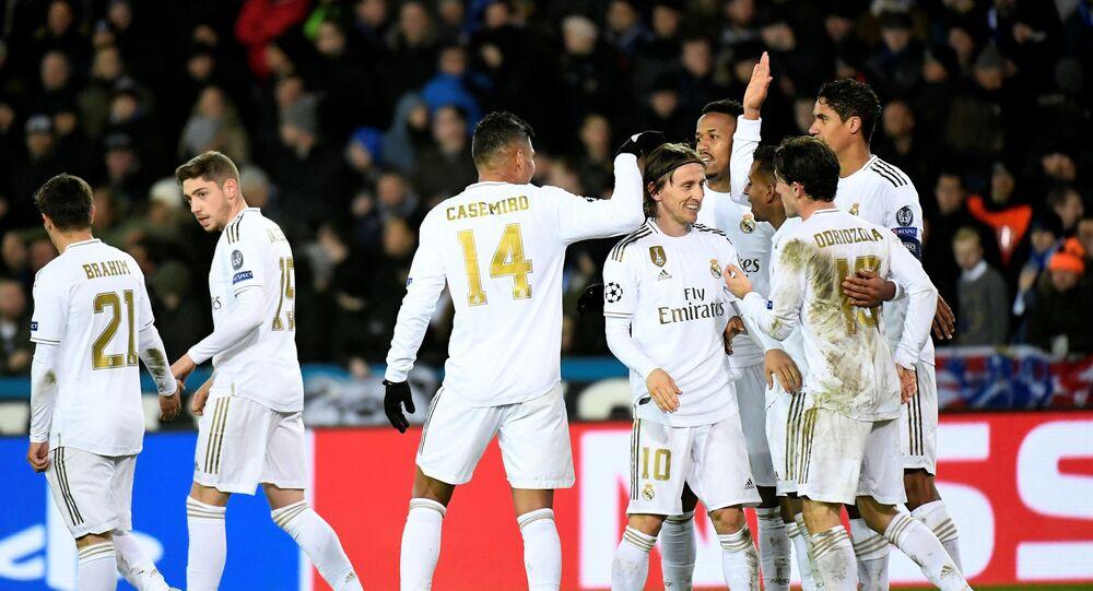 أهداف مباراة ريال مدريد وكلوب بروج (3-1) في دوري أبطال أوروبا