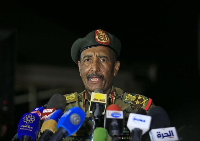 رئيس المجلس السيادي الانتقالي بالسودان، عبدالفتاح البرهان