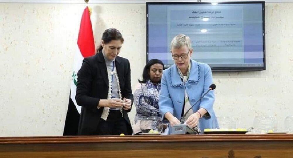 مجلس القضاء العراقي