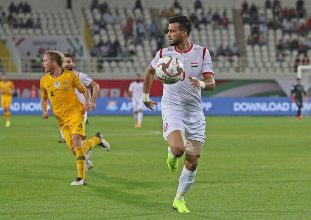 لاعب كرة القدم السوري عمر السومة، 15 يناير 2019