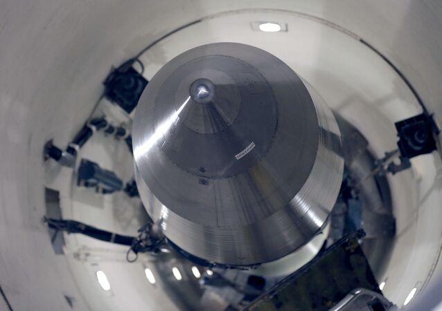 صاروخ نووي أمريكي منتمان 3