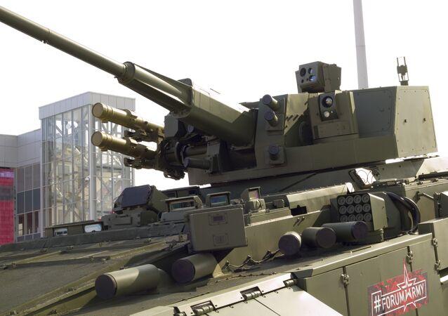 برج الأسلحة أ أو-220إم