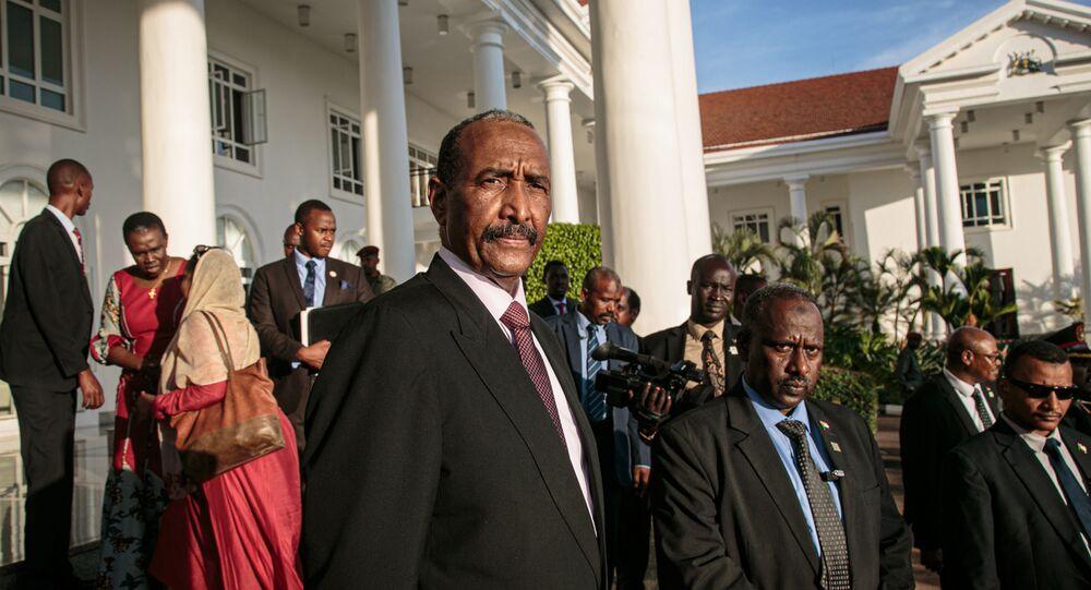 رئيس مجلس السيادة السوداني عبد الفتاح البرهان