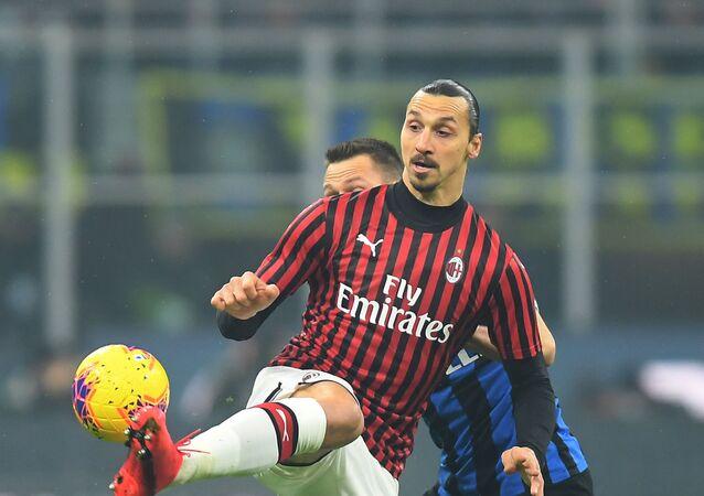 مباراة ميلان وإنتر في الدوري الإيطالي