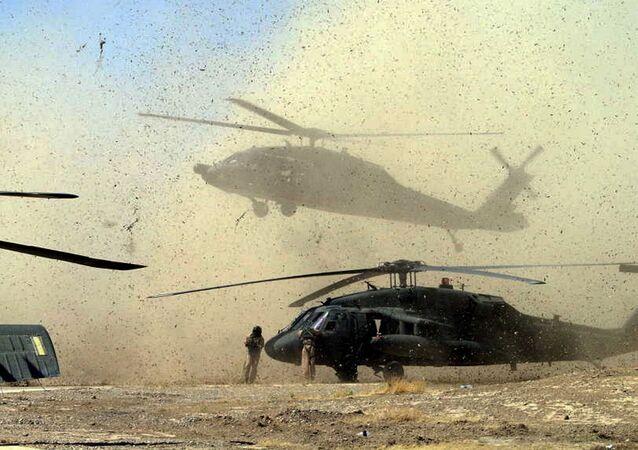 الجيش الأمريكي في العراق