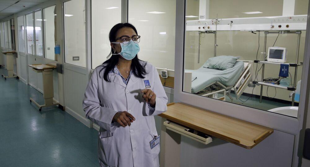 الحجر الصحي في لبنان بسبب فيروس كورونا