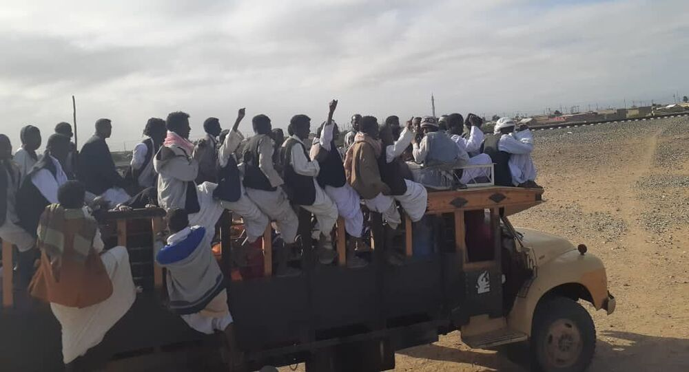 الزواج في شرق السودان