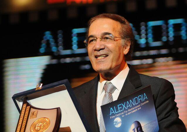 الفنان المصري، محمود ياسين