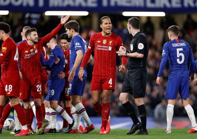 مباراة تشيلسي وليفربول  (2-0) في كأس الاتحاد الإنجليزي