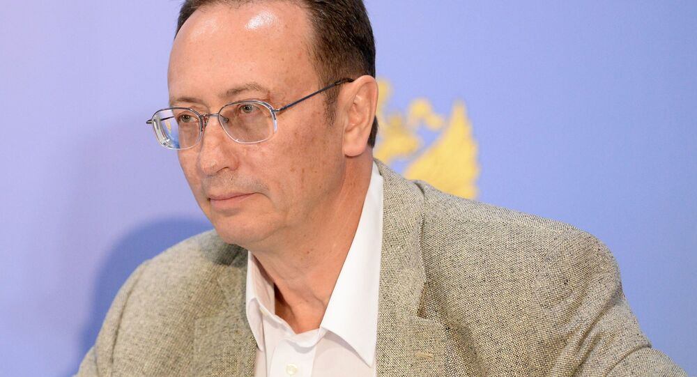 مدير قسم عدم الانتشار والرقابة على التسلح في وزارة الخارجية الروسية، فلاديمير يرماكوف