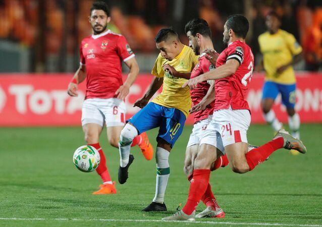 مباراة الأهلي وصن داونز في دوري أبطال أفؤيقيا