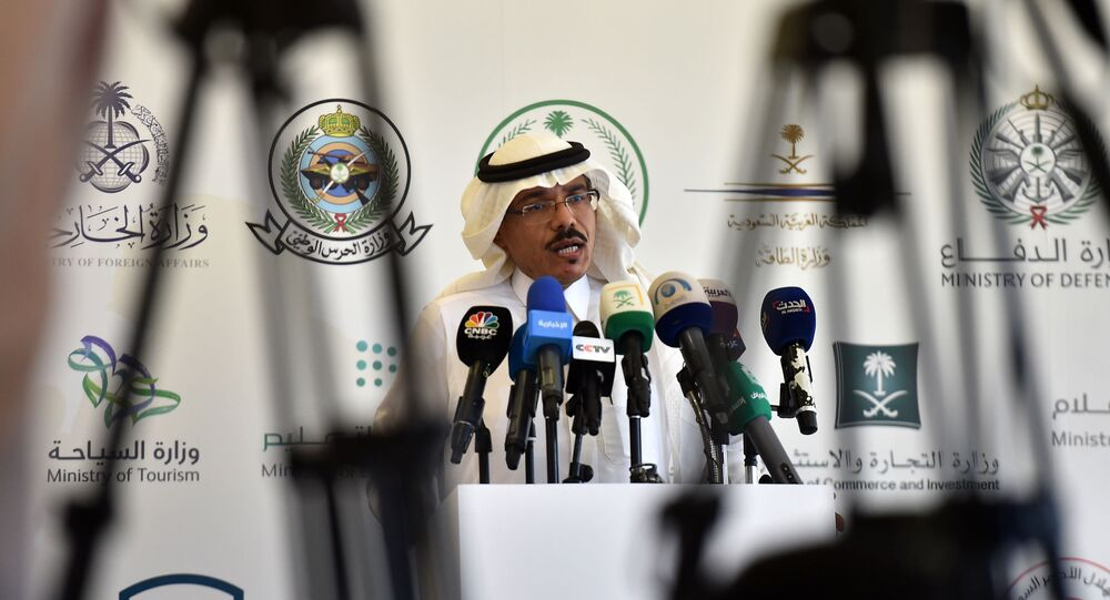 الناطق باسم وزارة الصحة السعودية، محمد خالد العبد العالي