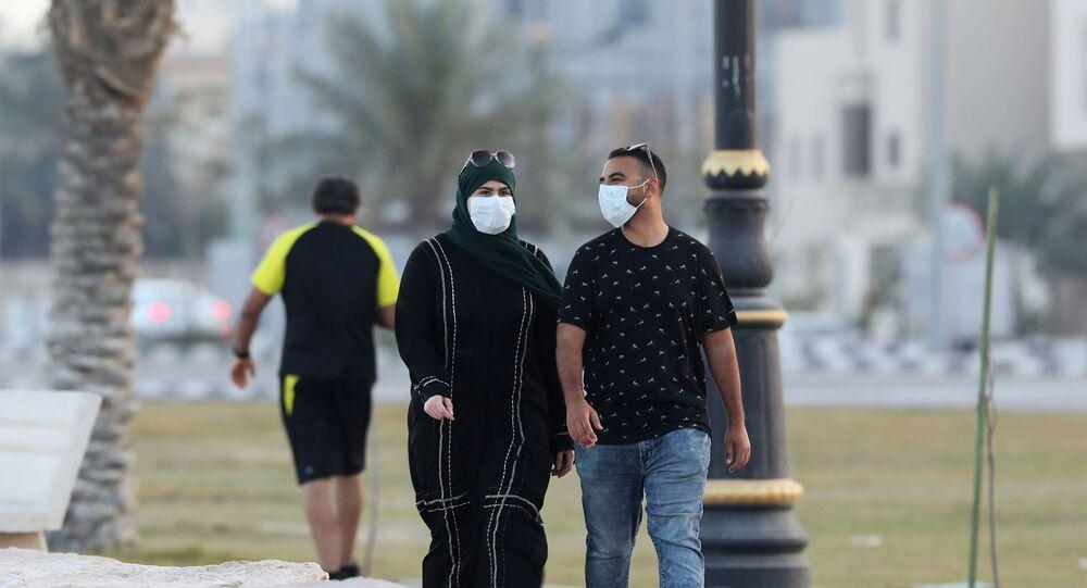 إجراءات احترازية في السعودية ضد فيروس كورونا