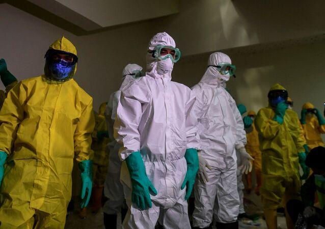 مكافحة فيروس كورونا المستجد